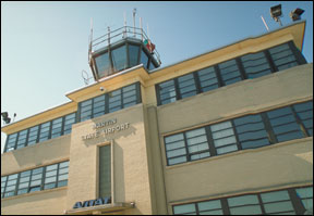 Martin State Airport (KMTN) Building
